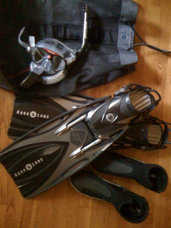 Basic Scuba Equipment